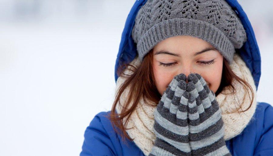 winter protegerse del invierno