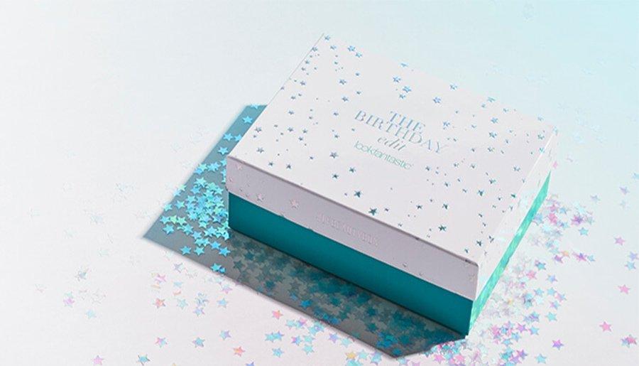 beauty box look fantastic septiembre 2017 birthday edit