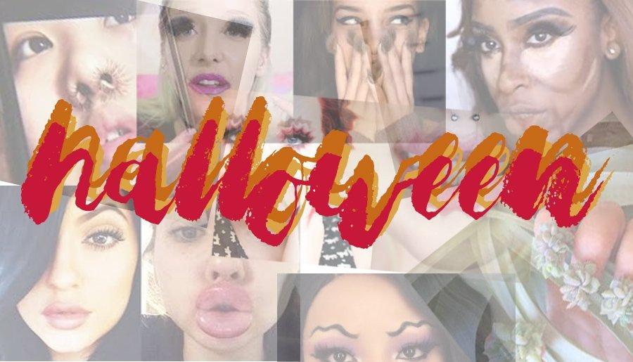 tenencias belleza halloween 2017 horrores beauty