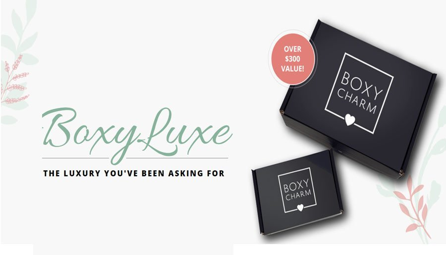 boxyluxe boxycharm dudas suscripcion boxyluxe suscripcion boxycharm subscription boxyluxe