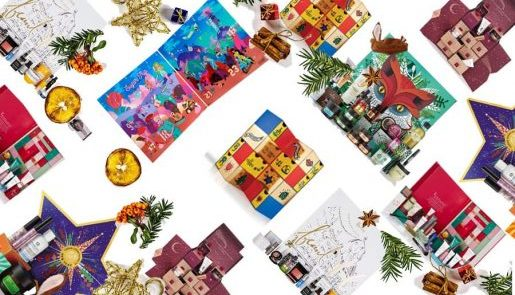 calendarios de adviento 2018 calendario de adviento de belleza 2018 advent calendar beauty calendario adviento 2018 spoilers