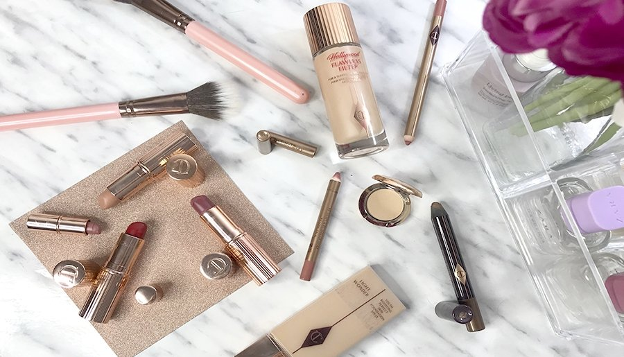 charlotte tilbury review maquillaje airbrush flawless finish opinion labiales charlotte tilbury opinicon pillowtalk 10