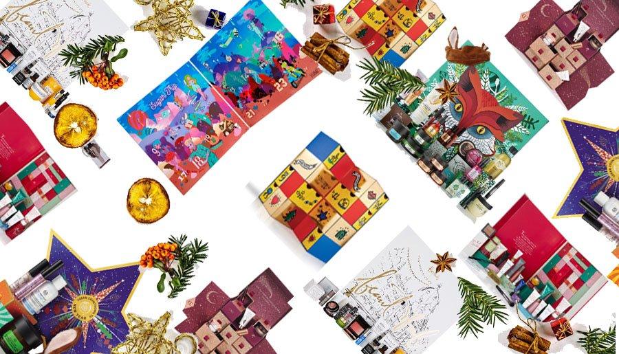 calendarios de adviento 2019 calendario de adviento de belleza 2018 advent calendar beauty calendario adviento 2019 spoilers